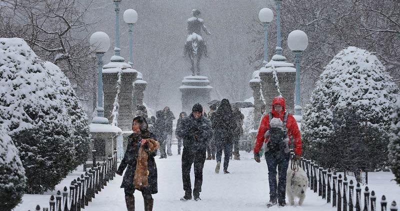 Planes para disfrutar el invierno en Boston