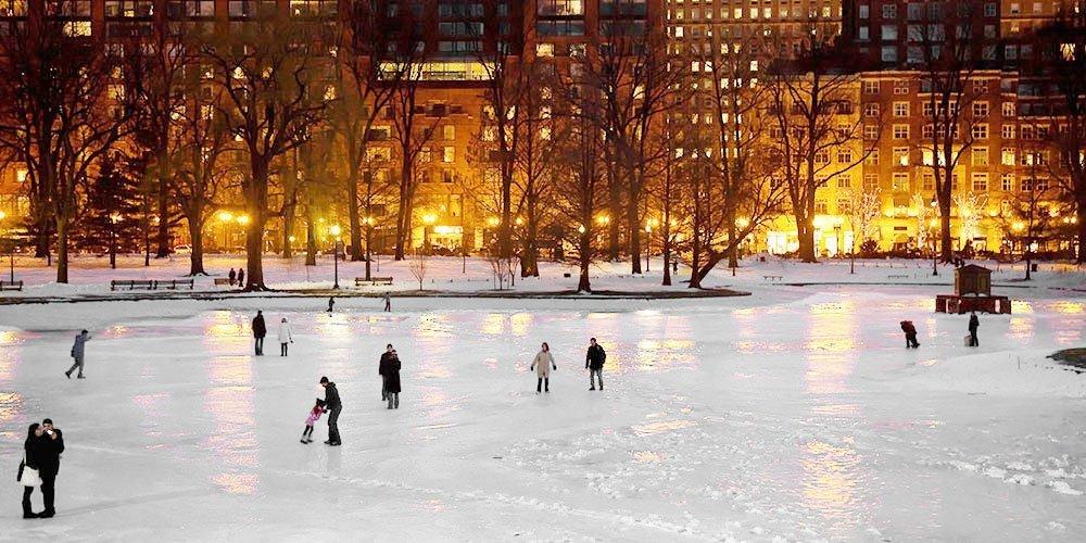 actividades que hacer en Boston en invierno