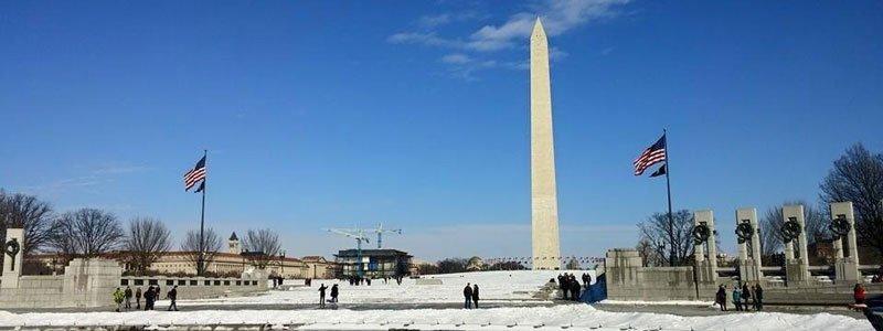 visitar el national mall en Washington DC