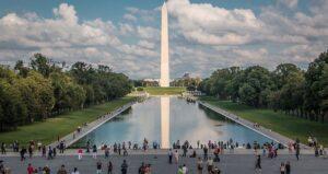 Visita el monumento a Washington