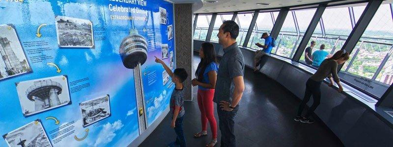Skylon Tower mirador cataratas del niagara