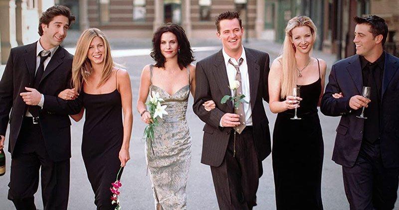 Los escenarios reales de la serie Friends en NYC