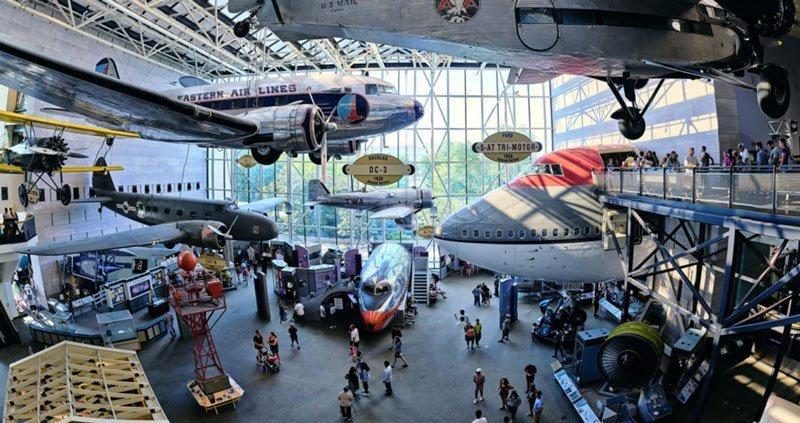 15 museos que puedes visitar GRATIS en Washington DC