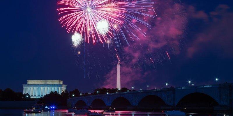 4 de Julio | Día de la Independencia de Estados Unidos