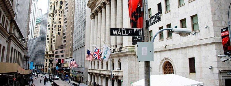 Wall Street - El distrito financiero de Nueva York