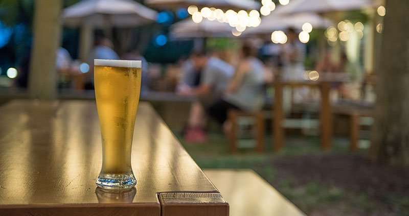 Los mejores Jardines de cerveza (Beer Gardens) de Filadelfia