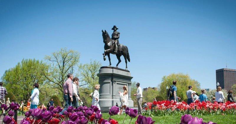16 memorables monumentos de guerra en Boston