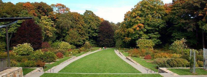 lugares para ver el follaje de otoño en Boston