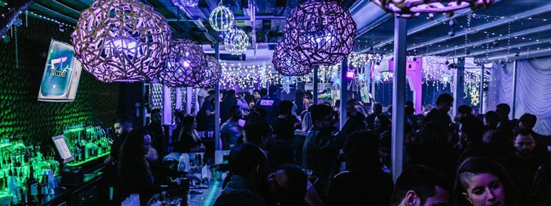 bares y restaurantes con terrazas de Washington