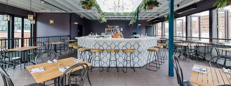 bares y restaurantes ubicados en terrazas de washington dc