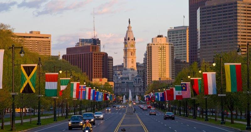 Recorridos que no te puedes perder en Filadelfia